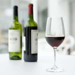 Featured Wine-red