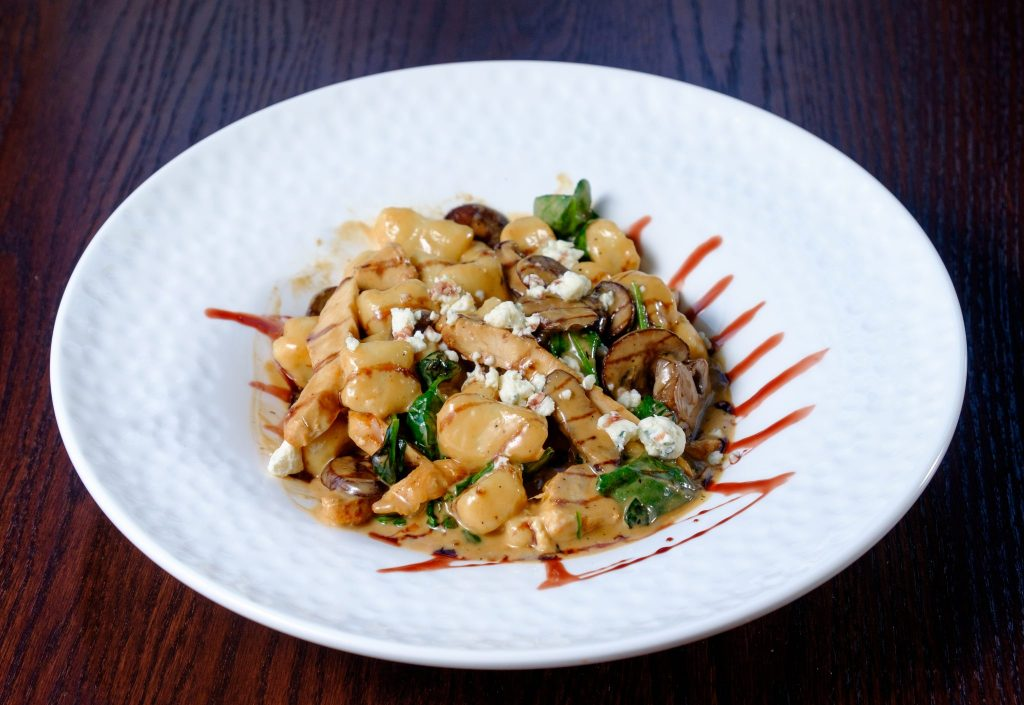 Roasted Chicken Gnocchi