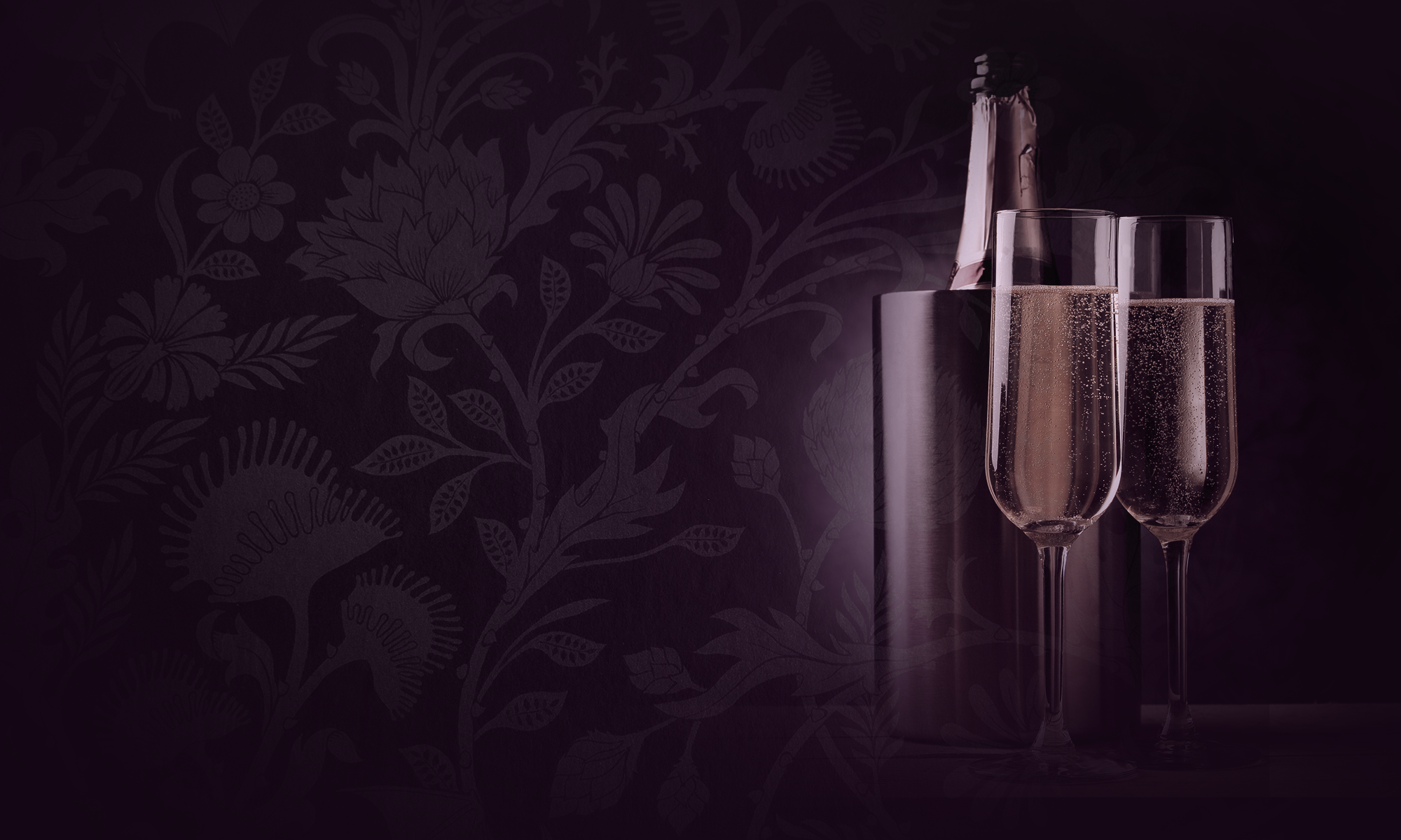 art of wine and champagn